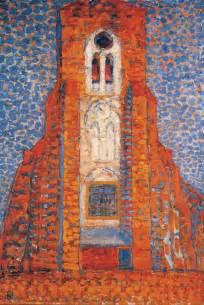 sun church  zeeland zoutelande church facade piet