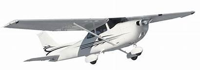 Cessna Plane Pilot Aircraft Transparent 172 Bravo