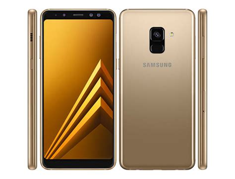 Samsung Galaxy A8 (2018) Price in Malaysia & Specs