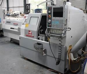 HAAS SL10 CNC Lathe for sale : Machinery-Locator com