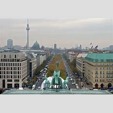 Problems Afoot As Berlin Plans To Make Central
