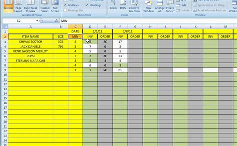inventory control spreadsheet template inventory control management excel spreadsheet to help