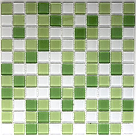 carrelage vert