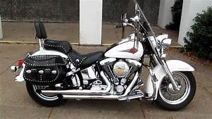 1998 Harley-davidson Heritage Softail Flstc For Sale
