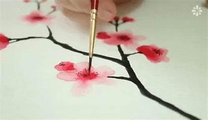 Acuarela Taller Gratuito Pintura Virtual Agosto Cherry