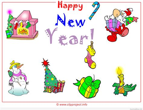 Merry Clipart - merry and happy new year 2016