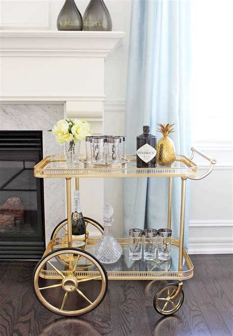 Bar Cart by 8 Fabulous Bar Carts Design For Touch Https