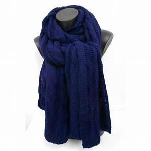 Echarpe Femme Laine : echarpe noire laine femme echarpe chaude pour femme arts4a ~ Nature-et-papiers.com Idées de Décoration