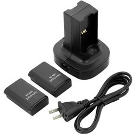 econoled  pack xbox  rechargeable battery charging