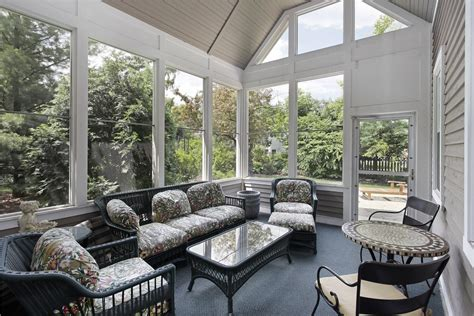 Sunrooms And Porches by Patio Porch Enclosures Se Wi Sunrooms