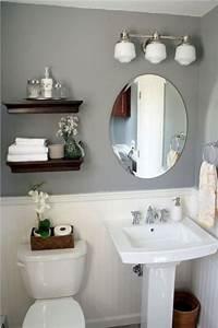 17 Awesome Small Bathroom Decorating Ideas Futurist