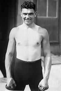 Jack Dempsey (1895-1983) Photograph by Granger