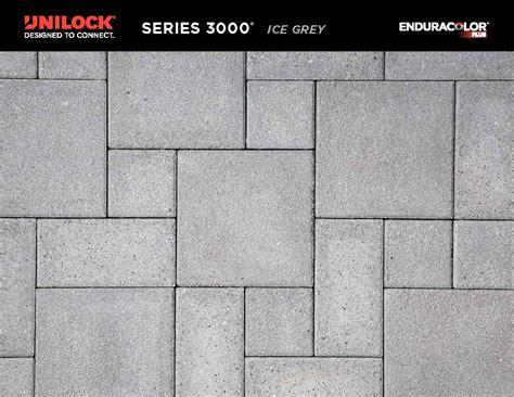 series 3000 unilock unilock product provider menoni mocogni