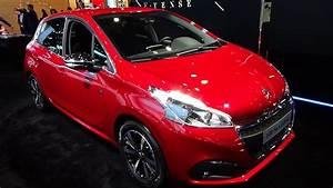 Peugeot 208 Tech Edition : 2019 peugeot 208 tech edition exterior and interior paris auto show 2018 youtube ~ Medecine-chirurgie-esthetiques.com Avis de Voitures