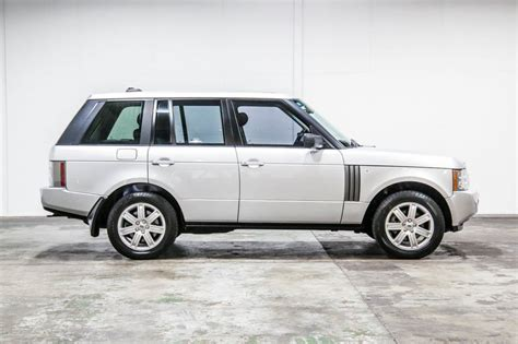 land rover range rover vogue td sports automatic