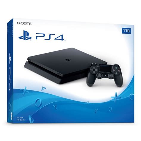 Ps 4 Console by Playstation 174 4 1tb Console Target