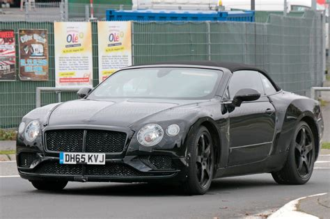 new bentley spy photos specs of new 2018 bentley continental gt by
