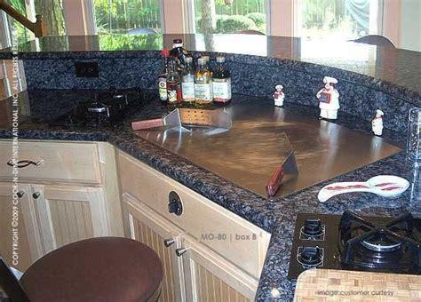 hibachi grill kitchen island kitchen with hibachi up of kitchen hibachi grill 4195