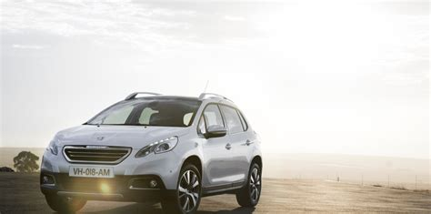 peugeot open europe review peugeot 2008 coming in october with low 20k starting price