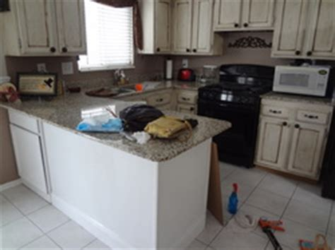 adding an island to an existing kitchen adding beadboard to your kitchen island in our spare time 9690