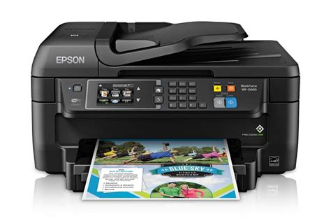 How do i install my epson product on a windows rt tablet? Epson Workforce Wf 2660 software Download