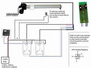 Iei Linear Actuator Wiring Diagram