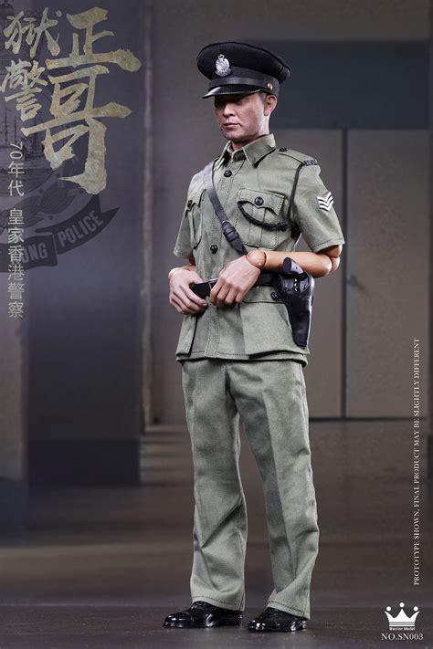 warrior model royal hong kong police
