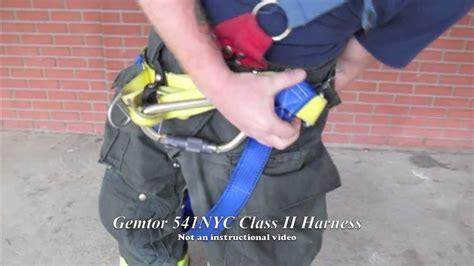 harness rescue fdny gemtor class york
