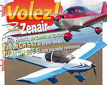 ZODIAC CH 650 The NEW sport pilot ready kit airplane