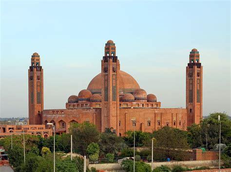 grand jamia mosque lahore wikipedia