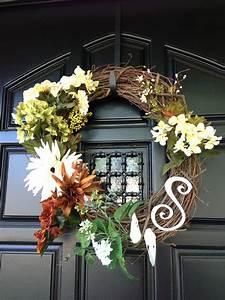 Front, Door, Wreath