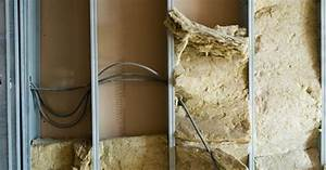 How To Insulate Lath  U0026 Plaster Walls