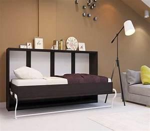 Jugendzimmer Mit Klappbett : jugendzimmer mit schrankbett und inkl matratze mit lattenrost 90x190 ~ Sanjose-hotels-ca.com Haus und Dekorationen