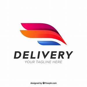 Delivery, Logo, Vectors, Photos, And, Psd, Files