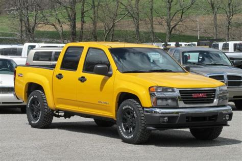 Towing Capacity Gmc Canyon