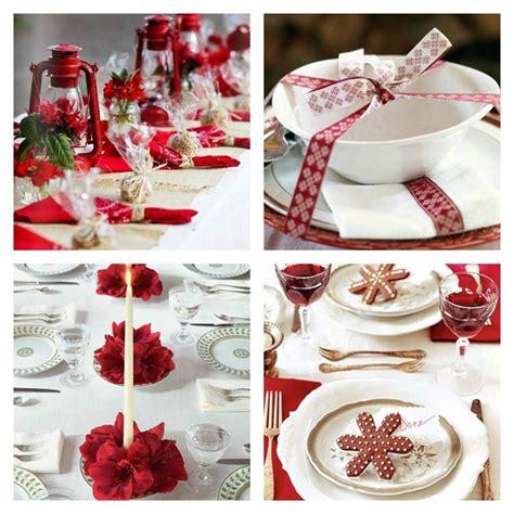 decoration table de noel et blanc r 233 ussir sa d 233 coration table de no 235 l et blanc