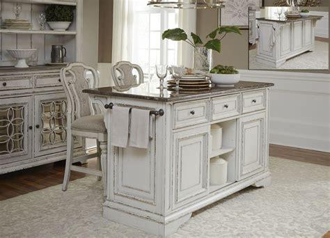antique white kitchen island magnolia manor antique white kitchen island set from
