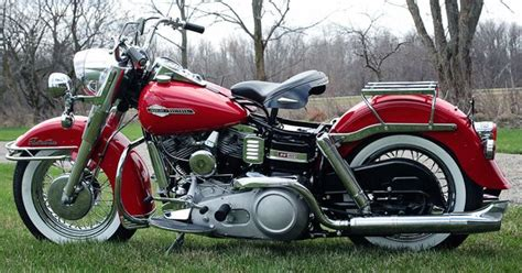 Winner Of 1965 Harley-davidson Flh Electra Glide To Be