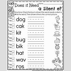 First Grade Summer Worksheets  Planning Playtime