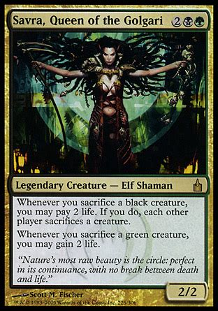 mtg reanimator deck edh a style for each tokens magic the gathering elder