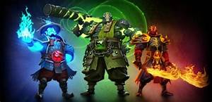 Dota 2 Update Adds New Heroes And Coaching Mode Rock