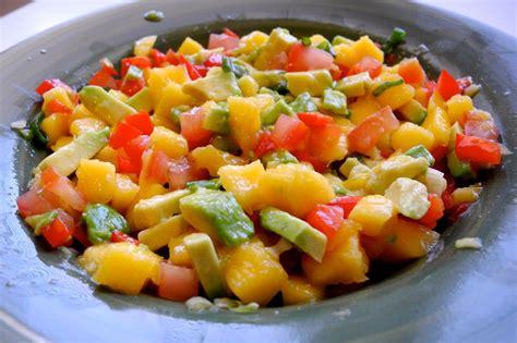 mango salsa mango salsa recipes dishmaps