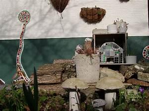 Beton Im Garten : beton deko im garten meriseimorion ~ Markanthonyermac.com Haus und Dekorationen