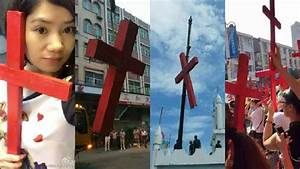 China Sees Red: Christian Protest Puts Hundreds Of Crosses ...