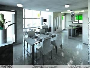 maison toit terrasse grande fino etec With plan de maison moderne 4 maison contemporaine rouvre etec
