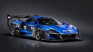 Blue, Mclaren, Senna, Gtr, Lm, Jacadi, Car, 4k, 5k, Hd, Cars