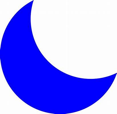 Moon Clipart Shape Royalty Crescent
