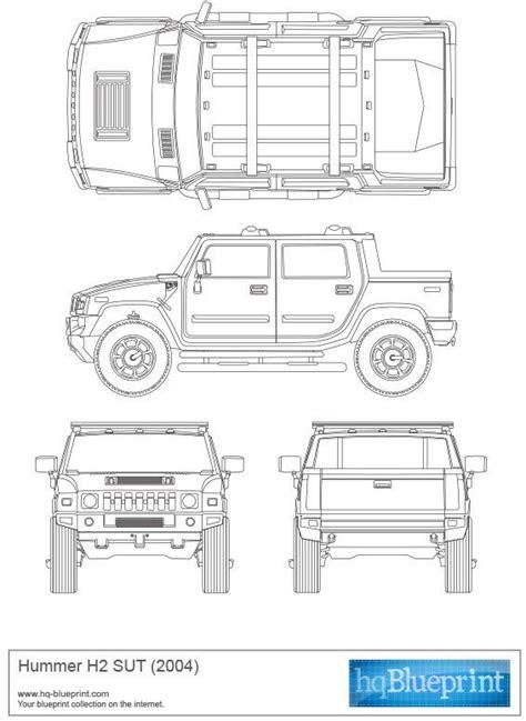hummer  sut  graph design cars hummer