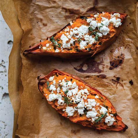 baked sweet potatoes recipe myrecipes