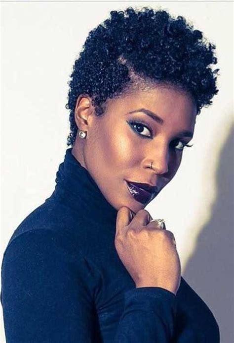20 inspirations of black women natural short haircuts